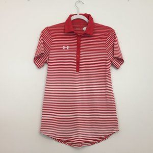 Under Armour Women's Polo Shirt Size XS CoolSwitch